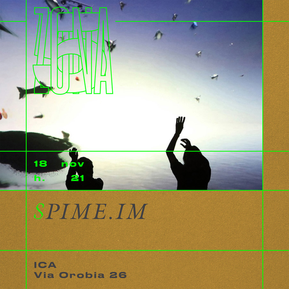 ZONA5 PRESENTS SPIME.IM (Premiere Virtual Immersive Music Experience)